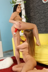 Sharing Anal Toys #103
